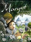 Queen Margot T1 - couverture version anglaise