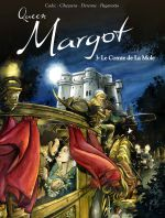 La Reine Margot T3 - Ed. Cinebook (2008)